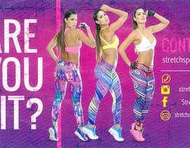 #24 para Design a Flyer for Women Sportswear por sandrasreckovic