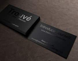#26 para Design Spot UV Business Cards for a Los Angeles Social Network por HammyHS