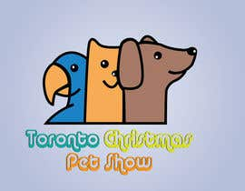 #25 untuk Design a Logo for Toronto Christmas Pet Show oleh eko240