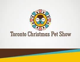 Nro 13 kilpailuun Design a Logo for Toronto Christmas Pet Show käyttäjältä designklaten