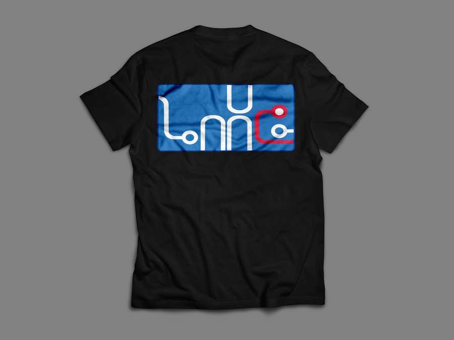 Penyertaan Peraduan #31 untuk Design a Professional but Cool T-Shirt for a Tech Company