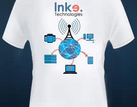 #32 for Design a Professional but Cool T-Shirt for a Tech Company by prasnjitsaha