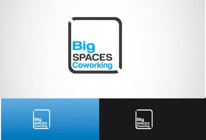 #31 cho Projetar um Logo for Big Spaces Coworking bởi mamun990