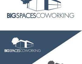 #24 untuk Projetar um Logo for Big Spaces Coworking oleh donajolote