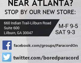 #2 untuk Design a Flyer for Paracord.com oleh theitcomputerguy