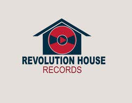 #32 untuk Design a Logo for Revolution House (Record Label) oleh CoderBoyNasim