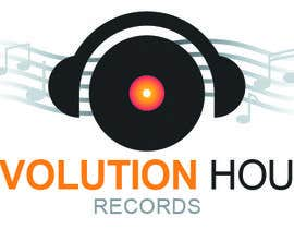 #47 untuk Design a Logo for Revolution House (Record Label) oleh jovanmilicevic