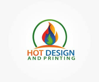 #21 untuk Design a Logo for design and printing company oleh alikarovaliya