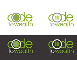 #43 for Design a Logo & Favicon for CodeToWealth by rueldecastro