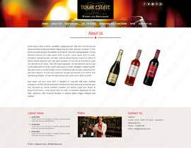 #9 for Design a Website Homepage and 2 Inner Pages by yaswanthreddy84