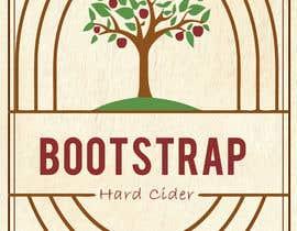 #4 for Design a Logo for Bootstrap Hard Cider by trcoolmec