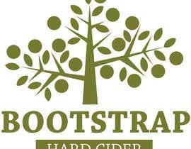 #23 cho Design a Logo for Bootstrap Hard Cider bởi helenbyk