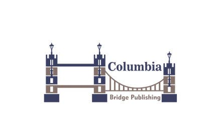 "#16 untuk Design a Logo for my company ""Columbia Bridge Publishing"" oleh zameerkharal"