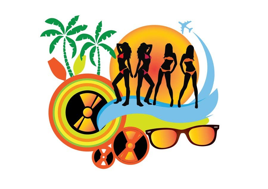 Kilpailutyö #77 kilpailussa Design a Logo for  PartyBreak website