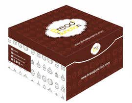 #22 untuk Design Cake Box oleh creazinedesign