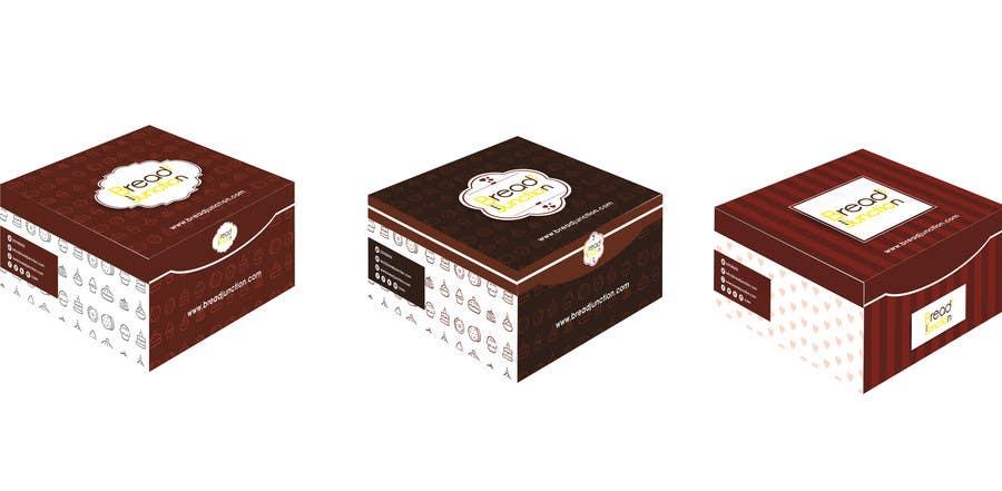 Entry 24 By Creazinedesign For Design Cake Box Freelancer