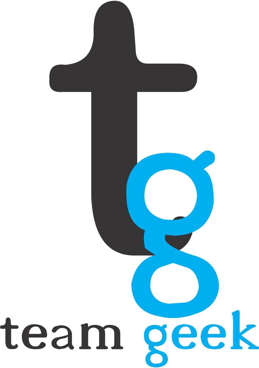 Proposition n°94 du concours Design a Logo for Team Geek