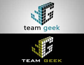 #62 para Design a Logo for Team Geek por FLand