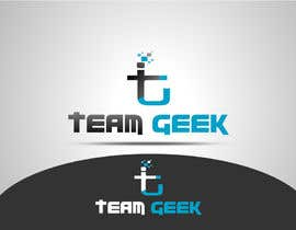 #31 para Design a Logo for Team Geek por texture605