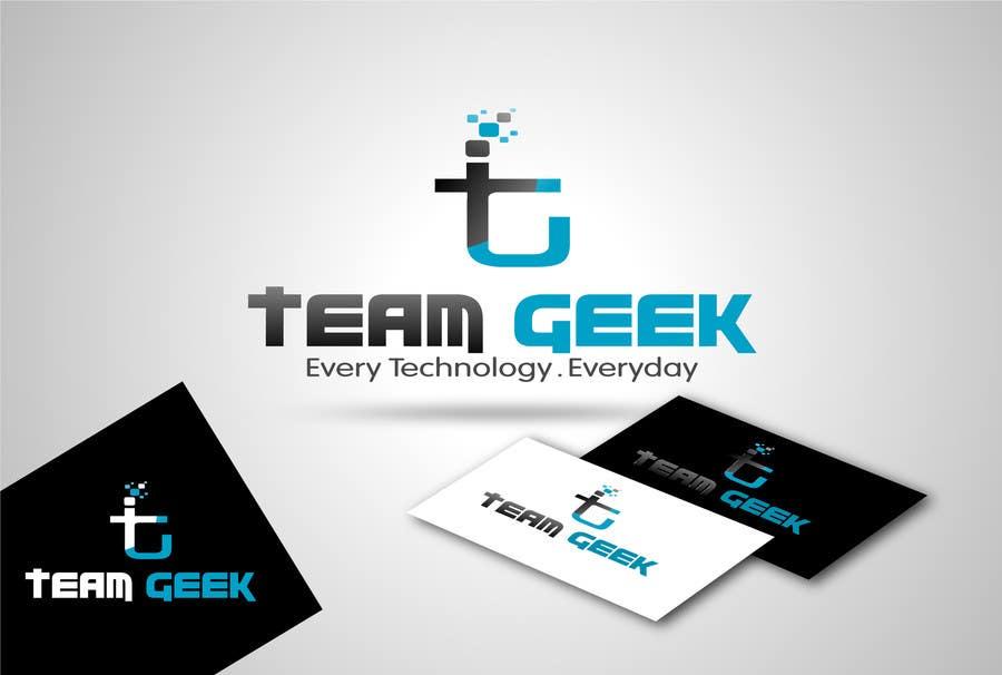 Proposition n°85 du concours Design a Logo for Team Geek