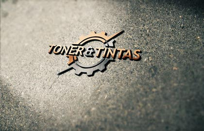 #40 untuk Logo for a Refurnishing Toner and Ink Cartriges, computer components and office supplies oleh alikarovaliya