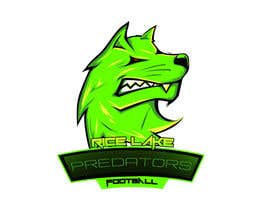nº 46 pour Logo Design: Rice Lake Predators Football par zapanzajelo