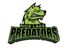 nº 41 pour Logo Design: Rice Lake Predators Football par kiekoomonster