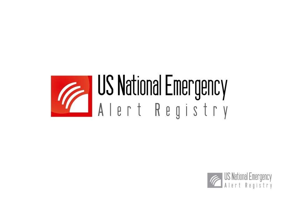 Kilpailutyö #                                        44                                      kilpailussa                                         Design a Logo for a Website Service for Emergency Alerts