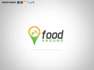 #46 for Disegnare un Logo for foodaround (app) af RomeoZR