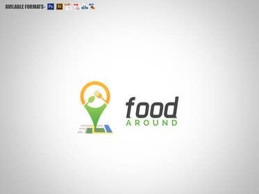 #52 for Disegnare un Logo for foodaround (app) af RomeoZR