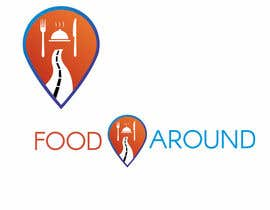 #39 for Disegnare un Logo for foodaround (app) by irfanrashid123