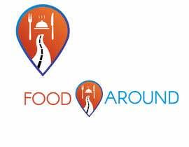 #39 untuk Disegnare un Logo for foodaround (app) oleh irfanrashid123