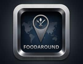#45 for Disegnare un Logo for foodaround (app) by designcarry