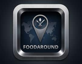 #45 for Disegnare un Logo for foodaround (app) af designcarry