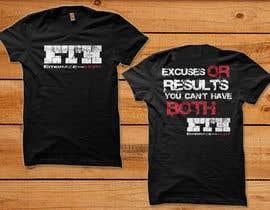 Nro 7 kilpailuun Design a T-Shirt for Embrace The Hurt käyttäjältä simrks