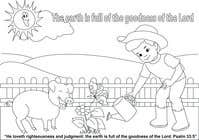 Illustration Entri Peraduan #15 for Illustrate Something for a Childrens Colouring Book