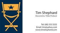 Graphic Design Konkurrenceindlæg #30 for Business Card Design for Tim Shephard