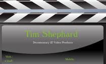 Graphic Design Konkurrenceindlæg #12 for Business Card Design for Tim Shephard