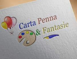 Nro 5 kilpailuun Design a Logo for Stationery Store käyttäjältä mwarriors89