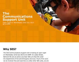 #9 untuk Design an Advertisement for our SES Unit oleh alongbar64