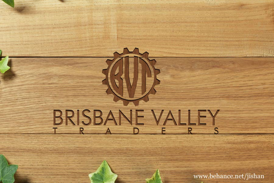 Bài tham dự cuộc thi #38 cho Design a Logo for Brisbane Valley Traders