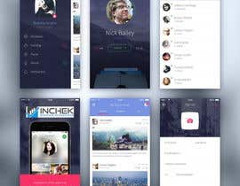 #12 cho Design an App Mockup for Inchek - Stock Market Guide bởi herualgebra