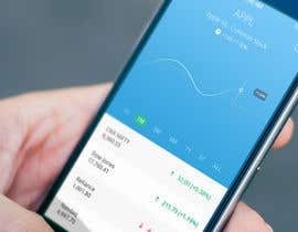 #9 for Design an App Mockup for Inchek - Stock Market Guide af ervanfahren
