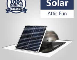 #13 for Solar Attic Fan Make Sexy Pop by taraskhlian