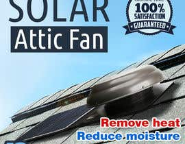 #37 for Solar Attic Fan Make Sexy Pop by taraskhlian