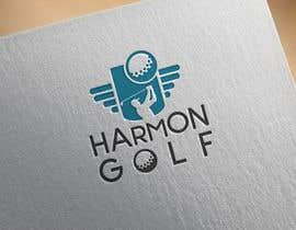 Pato24 tarafından Design a Logo for Harmon Golf için no 184