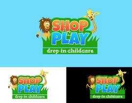 #133 for Design a Logo for Shop N Play by Attebasile