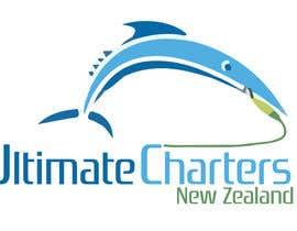 Nro 19 kilpailuun Design a Logo for a Fishing Company käyttäjältä ganthon