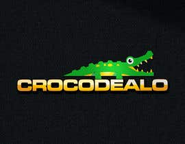 #26 para Design an awesome 3d Crocodile logo por graphicclassiclx