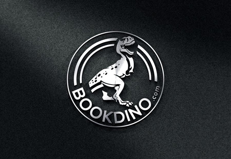 Penyertaan Peraduan #49 untuk Design a Logo for BOOKDINO.com